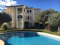 Visiting family and friends in the Javea area,needed a small villa for two.