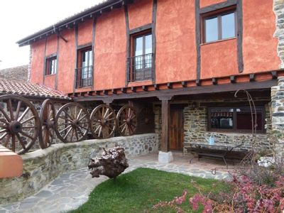 Photo for Self catering La Corva 8 people and La Parda 8 people