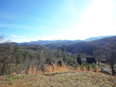 Photo for Charming Cabin with Long Range Views!  Close to renoun state trout fishing streams!