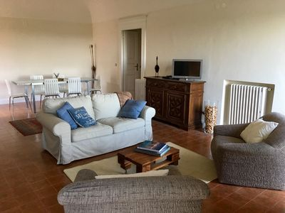 Photo for Holiday apartment in a newly renovated palazzo (sleeps 4)