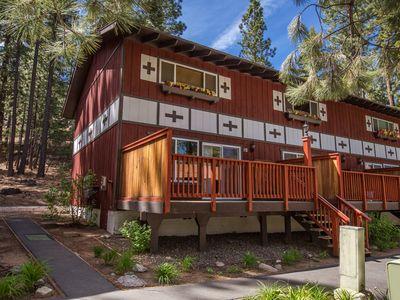 Photo for Remodeled, very comfortable condo next to Heavenly Ski Resort
