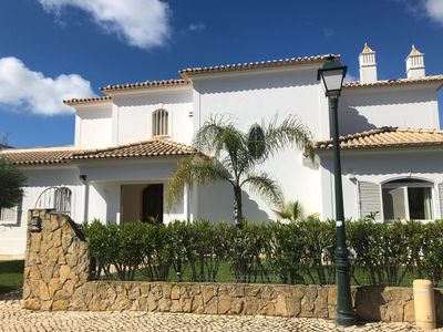 "Photo for Lovely detached 4 bedroom with pool in ""The Village"" near Vale do Lobo"