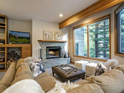Photo for Luxury Living - Incredible Mountain Views, Minutes to Skiing & Downtown