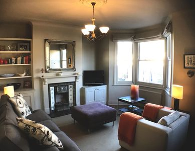 Photo for Beautiful 2 bed 2 bath house for 4 guests