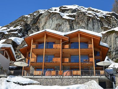 Photo for Vacation home Chalet Castor  in Zermatt, Valais - 8 persons, 4 bedrooms