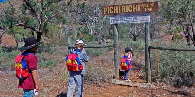 Pichi Richi Park: Group Lodging & Functions