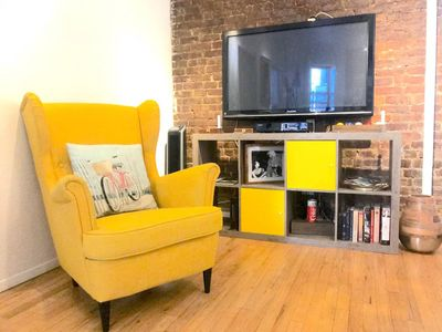 Photo for Fantastic 2 Bed Apt in Time Sq
