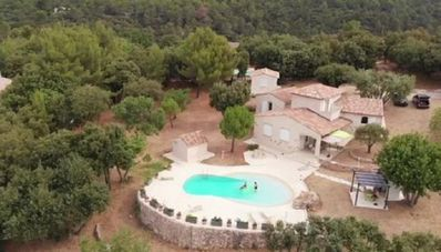 Photo for PRIVATE HOUSE AND POOL NEAR THE GORGES DU VERDON EXCEPTIONAL VIEW