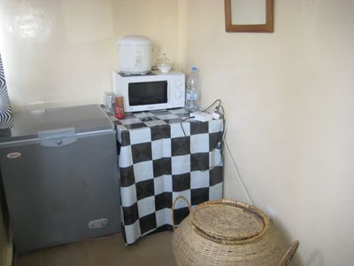 Photo for VIOLLET ROOM AT FANNY IN ZIGUINCHOR