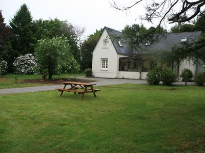 Photo for Kergoasket, Gite Near Chateaulin, West Brittany, France 10 mins To The Beach