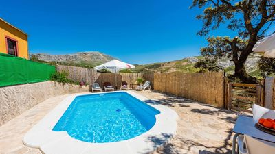 Photo for Holiday home for 4 people with private parking in Malaga province