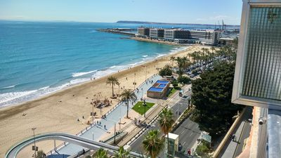 Photo for Beach apartment Alicante Centro