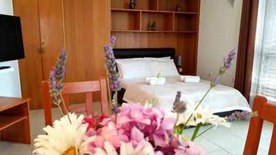 Photo for Furnished Studio Apartment with Sea view
