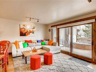 Photo for Racquet Club #103: 3 BR / 4 BA townhome in Park City, Sleeps 8