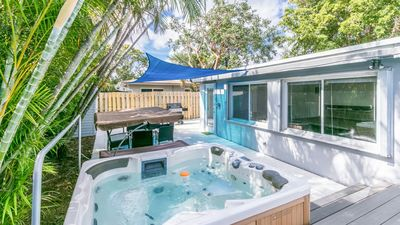 Photo for MODERN VACATION HOME.. 4 bedrooms 2 baths