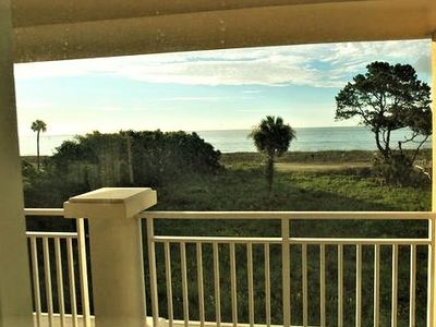 Photo for Located on DAUFUSKIE ISLAND (ACCESSIBLE BY BOAT ONLY)! Penthouse condo with gorgeous ocean views!