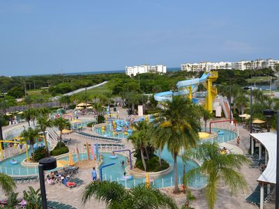 Photo for Family Fun Resort Week with Private Beach