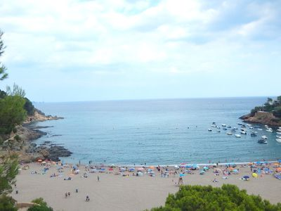 Photo for Begur, Apartment just 400 meters from the beach HUTG-037725-86 For 4 people