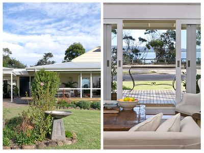 Photo for The epitome of 'Coastal Chic', Seaside is situated in a prime position, a short walk to both Nar
