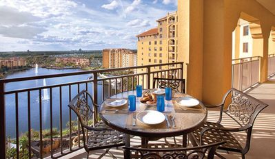 Photo for Two Bedroom Deluxe from Wyndham Bonnet Creek Resort Orlando
