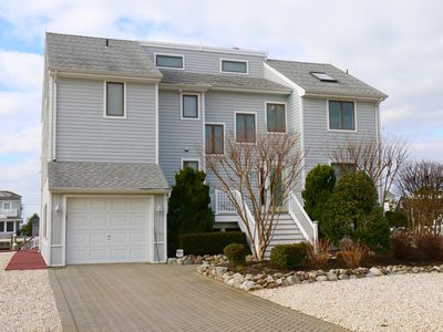 Photo for Non-Stop Water Fun!  Enjoy all that LBI has to offer in lagoon-front home.
