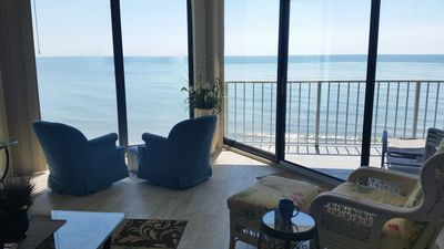 Photo for ONE OCEAN PLACE -Garden City Beach-OCEAN FRONT CONDO-Newly Updated