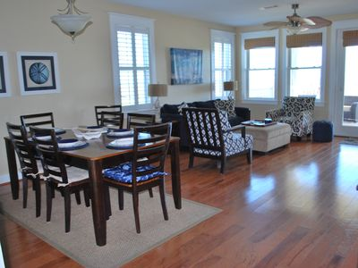 Photo for Beautiful, spacious beachfront Galveston Condo in Pointe West Community.
