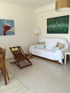 Photo for BEAUTIFUL APARTMENT A FEW STEPS FROM THE SEA AND IN VERY PRETTY VILLAGE OF FISHERMEN