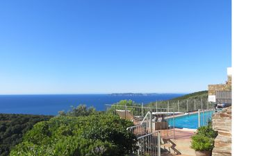 Photo for HOUSE 150 M2 - Panoramic View - Private Pool
