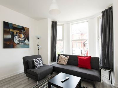 Photo for Modern Sleeps 5 - 1BR Home in Manchester