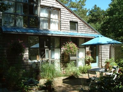 Photo for The Studio Cottage: Hidden Gem in Wellfleet's Pond District