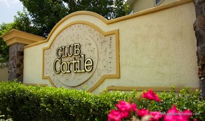 Photo for 2782 - Club Cortile Gated Resort - 3 Bdr  Condo Fully Equipped- 4,.5 Miles to Di