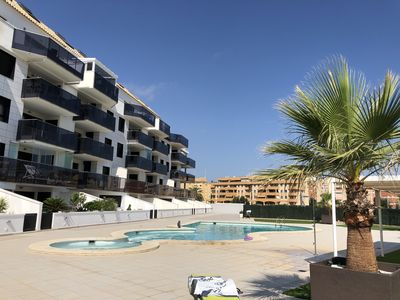 Photo for Luxurious new apartment 5mn walk from the city center Beaches and Port
