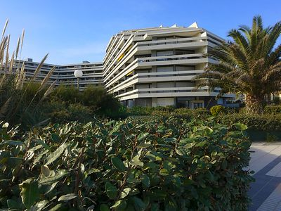 Photo for Apartment Les Terrasses du Levant  in Canet - Plage, Pyrénées - Orientales - 6 persons, 2 bedrooms