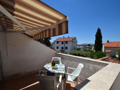 Photo for Apartments Drago (62121-A1) - Malinska - island Krk