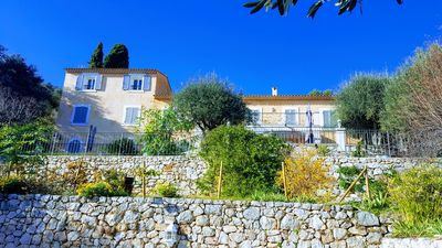 Photo for Appartement l'Amandier 30m² in the Angeline farmhouse in Beausoleil sea view & Monaco