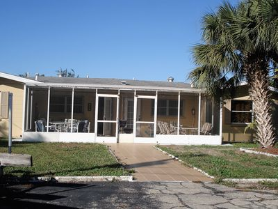 Photo for Lana Apartments One Bedroom Efficiency  Unit #2 In Warm Mineral Springs