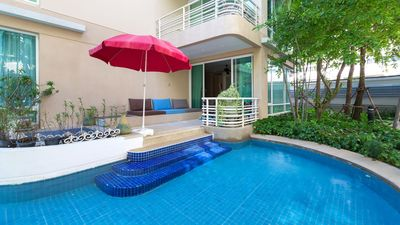 Photo for Baan SanPloen HH_2Bedroom Apt PoolAccess