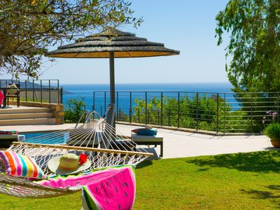 Photo for ELOUNDA  LUXURY VILLA WITH PRIVATE POOL