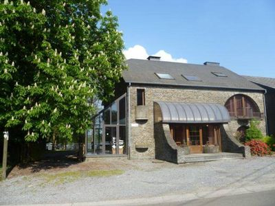 Photo for Vresse-sur-Semois: country cottage high capacity (24p) in the heart of the Ardennes