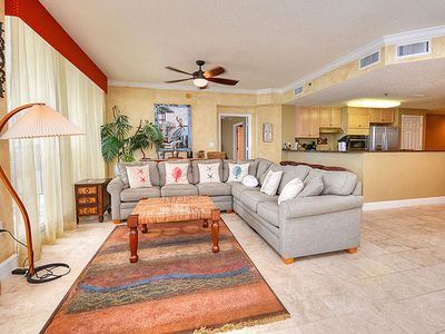 "Photo for Great Views of the Gulf - Smart TV 55"" - Sleeps 14"