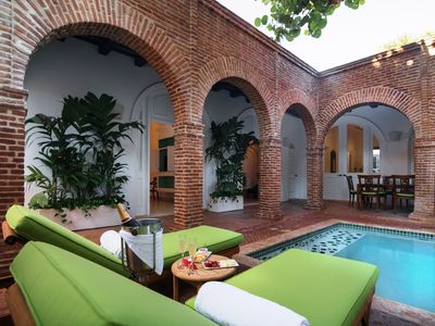 Photo for 3 Bedrooom Luxurious Spanish Villa with private pool, house butler and breakfast