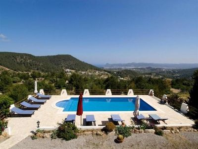 Photo for 4 bedroom Villa, sleeps 8 in San Jose with Pool and WiFi
