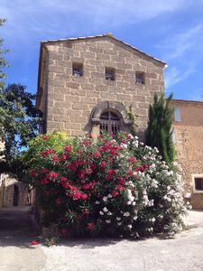 Photo for Between the Duchy of Uzes and Lussan the most beautiful village in France, the Lavandine