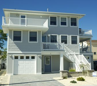 Photo for Boutique-Style LBI Seashore Hideaway — Less than One Block from the Beach 2BR