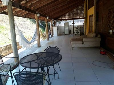 Photo for Chácara Beira Represa 3 bedrooms with private pier