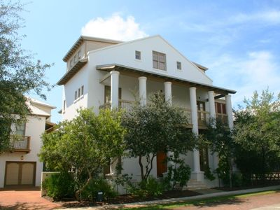 Photo for Nageotte Cottage, Large Gulf View Rosemary Beach Home South of 30-A! JUNE 1-8 AVAILABLE at a REDUCED RATE!