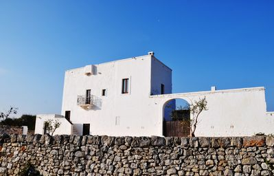 Photo for Masseria Scinarello, ancient watch tower in a typical farmhouse in Puglia