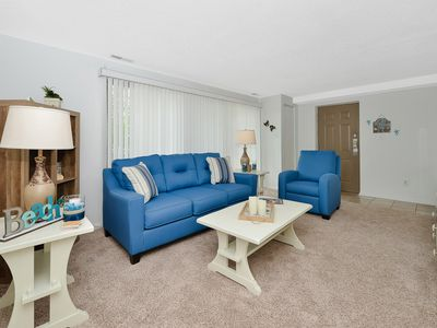 Photo for Ocean City 2 Br Condo With A Pool And 1 Block To The Beach!