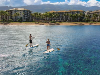 Photo for Maui-Hawaii- Westin Kaanapali Ocean Resort Villas 2 Bedroom-Sleep 8